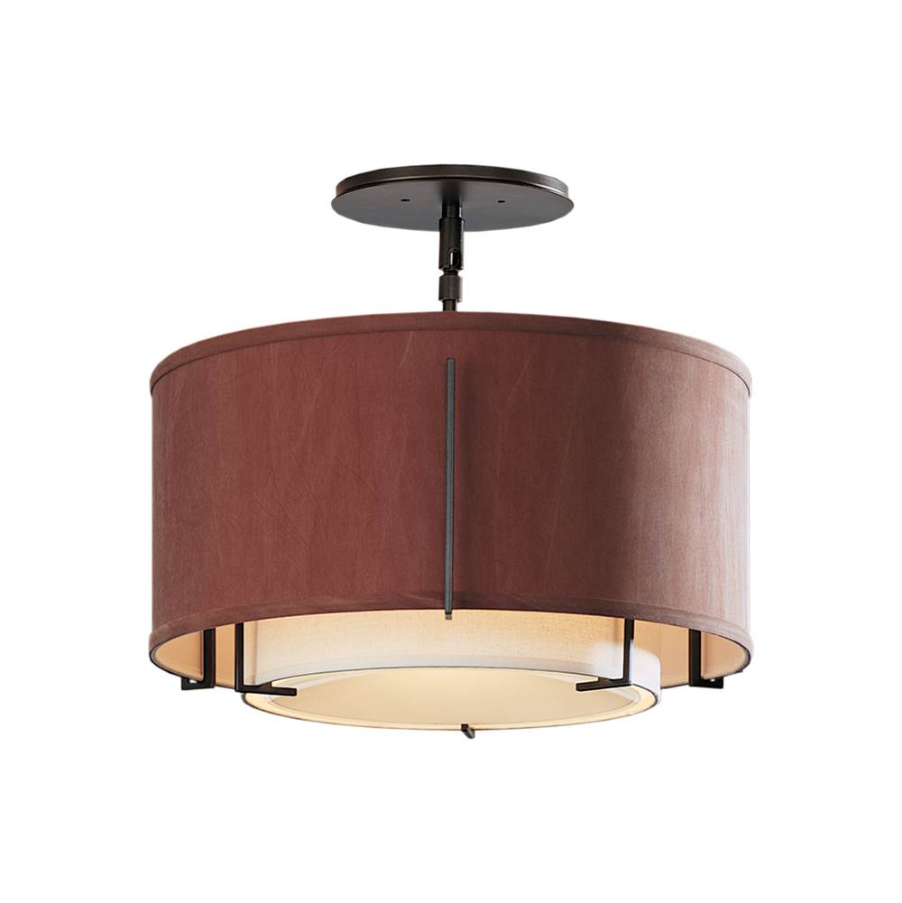 Hubbardton Forge Semi Flush Ceiling Lights item 126501-1450