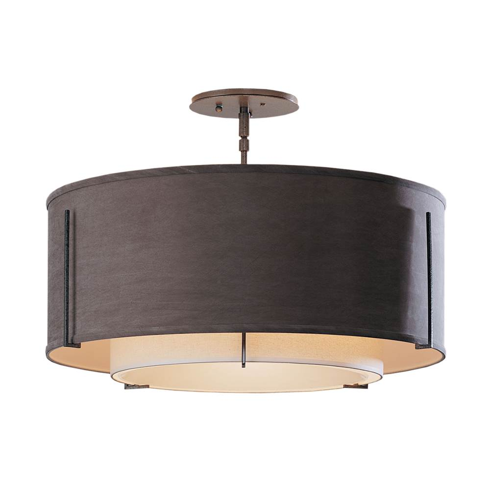 Hubbardton Forge Semi Flush Ceiling Lights item 126503-1697
