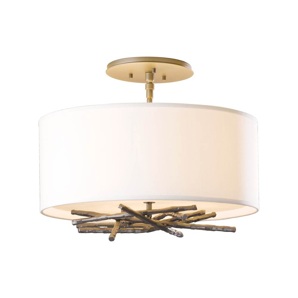 Hubbardton Forge Semi Flush Ceiling Lights item 127660-1030