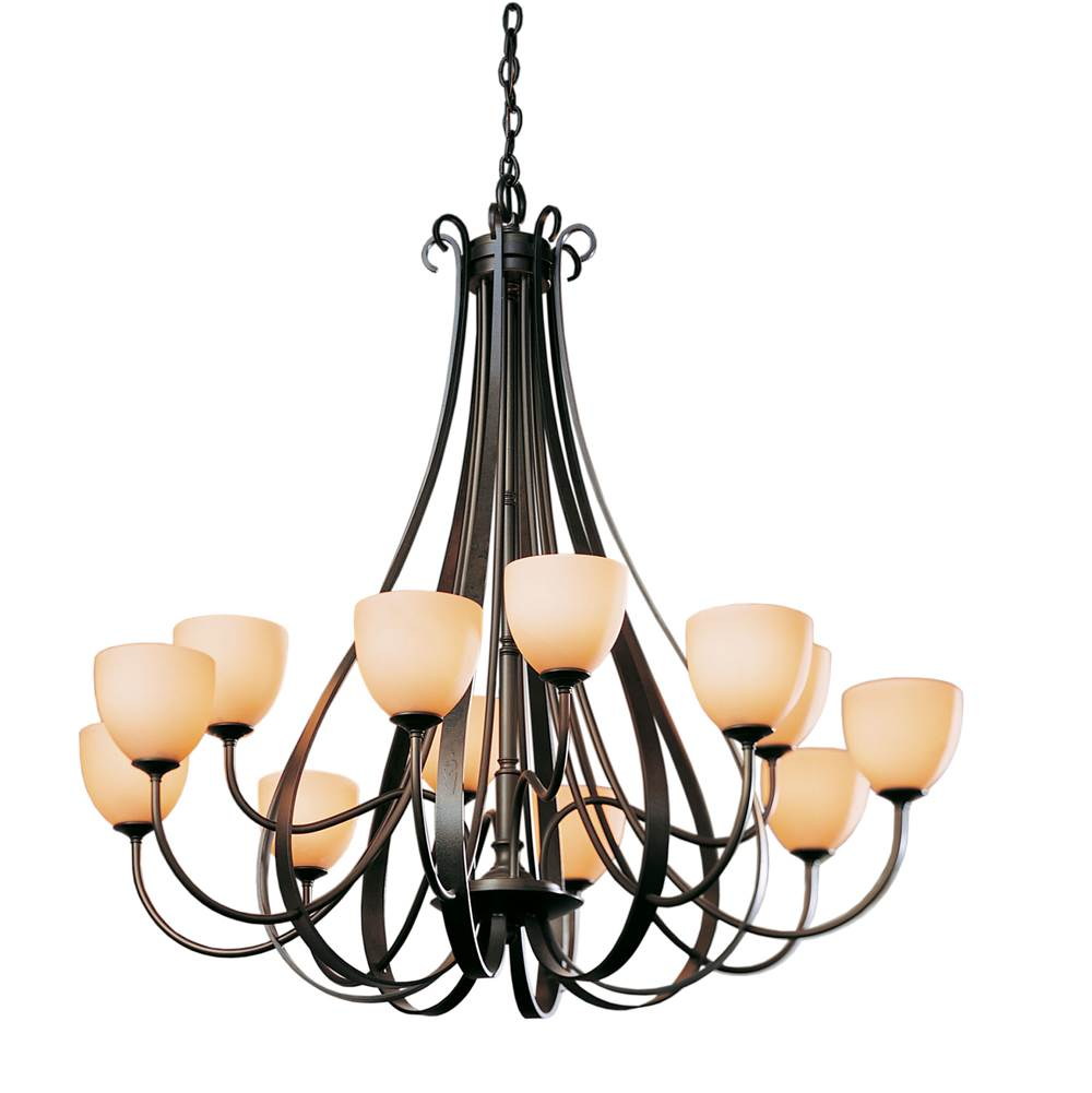 Hubbardton Forge Multi Tier Chandeliers item 192148-1002