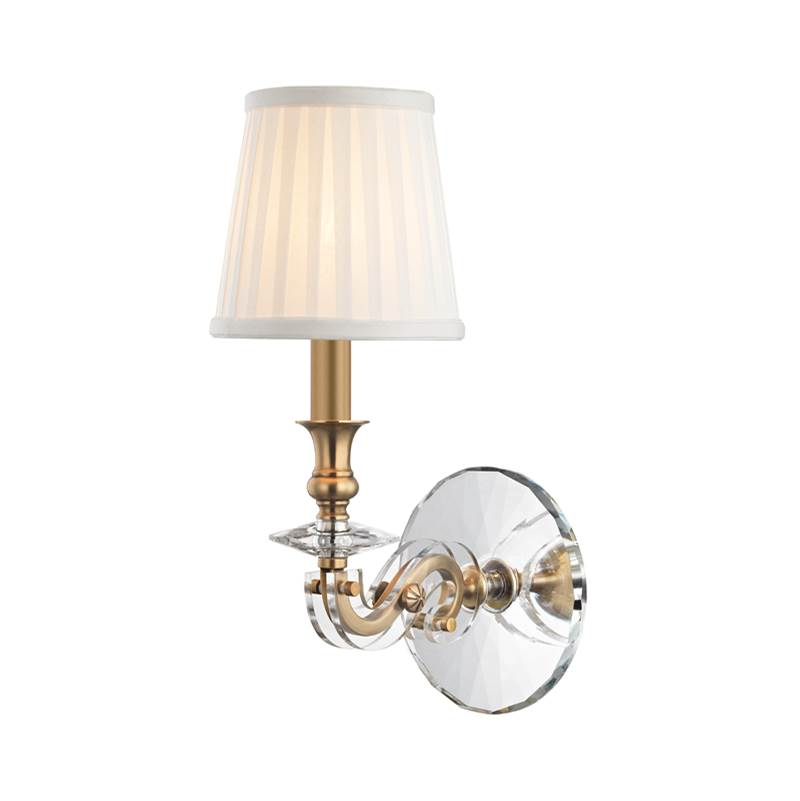 Hudson Valley Lighting Sconce Wall Lights item 1291-AGB