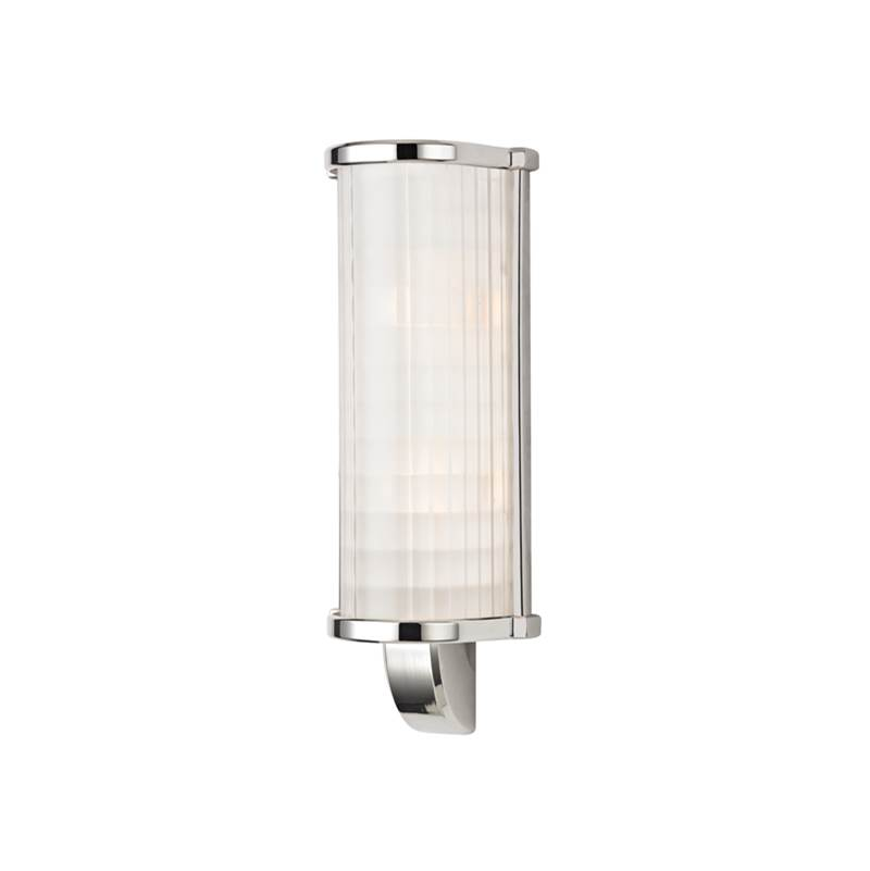 Hudson Valley Lighting One Light Vanity Bathroom Lights item 1982-PN