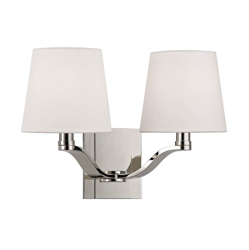 Hudson Valley Lighting Sconce Wall Lights item 2462-PN
