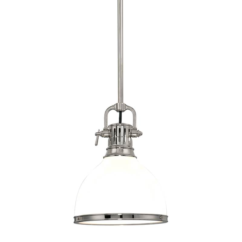 Hudson Valley Lighting 2623 Pn 1 Light Pendant