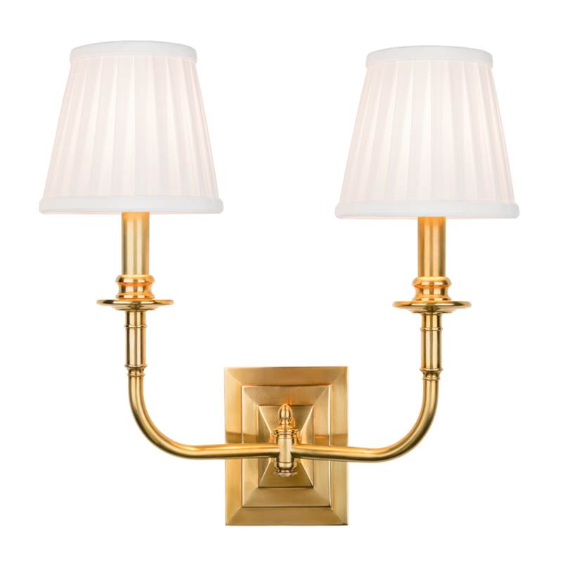 Hudson Valley Lighting Sconce Wall Lights item 2702-AGB