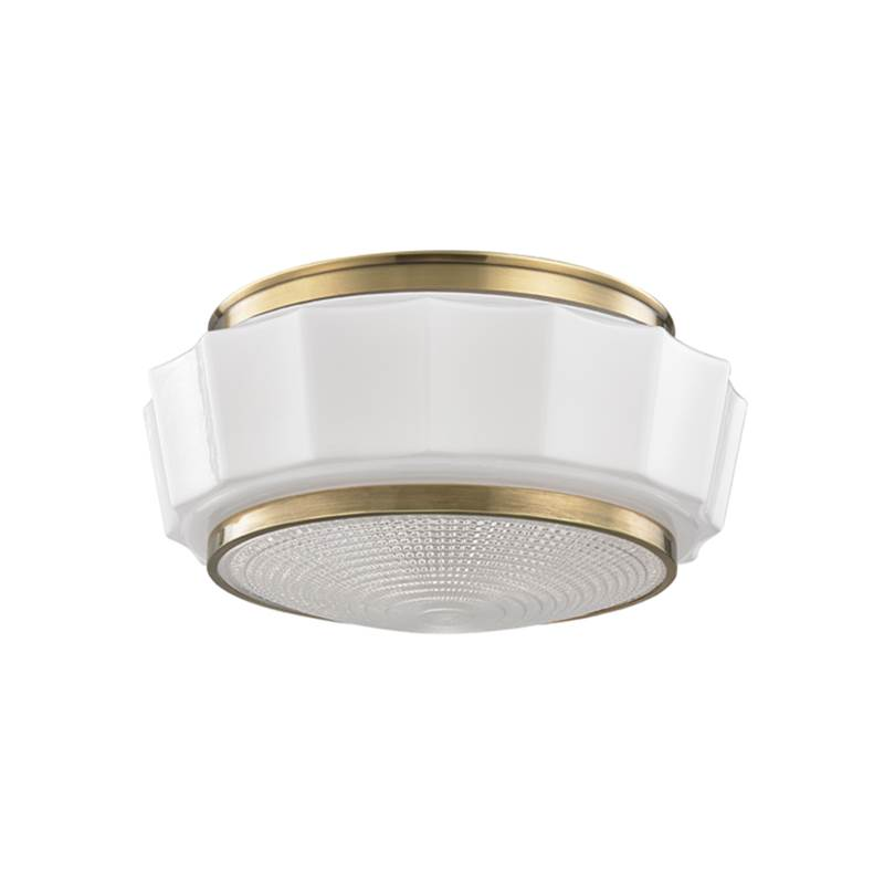 Hudson Valley Lighting Flush Ceiling Lights item 3814F-AGB