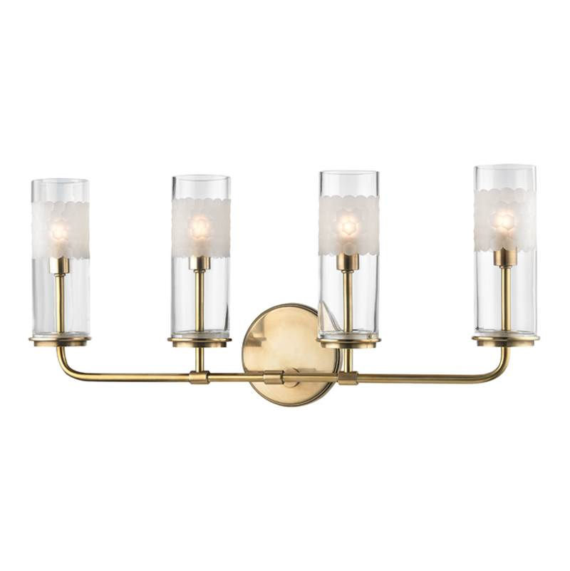 Hudson Valley Lighting Sconce Wall Lights item 3904-AGB