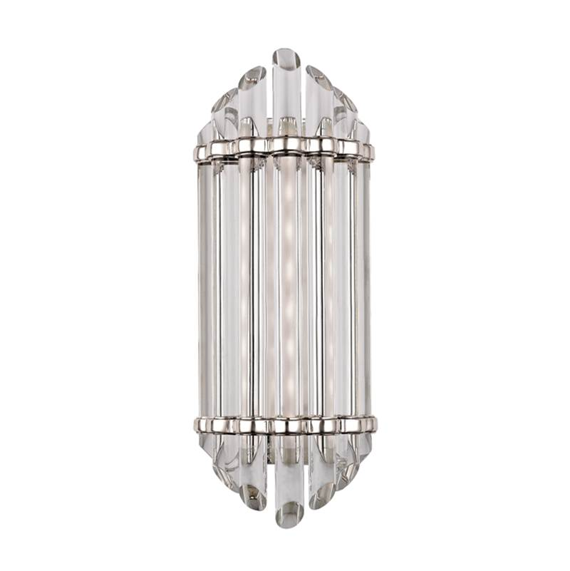 Hudson Valley Lighting One Light Vanity Bathroom Lights item 408-PN
