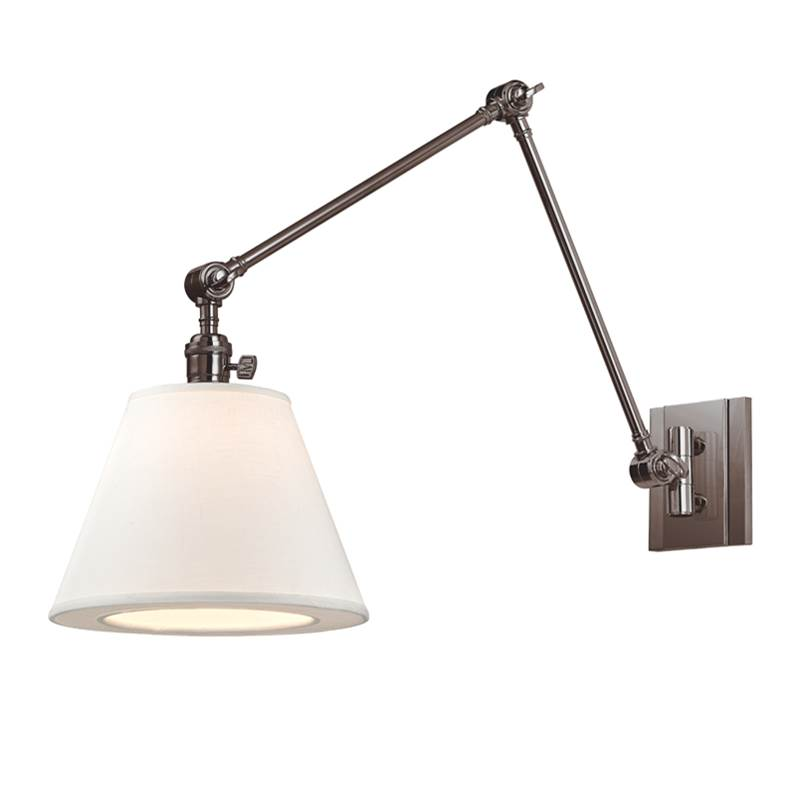 Hudson Valley Lighting Swing Arm Sconce Wall Lights item 6234-HN