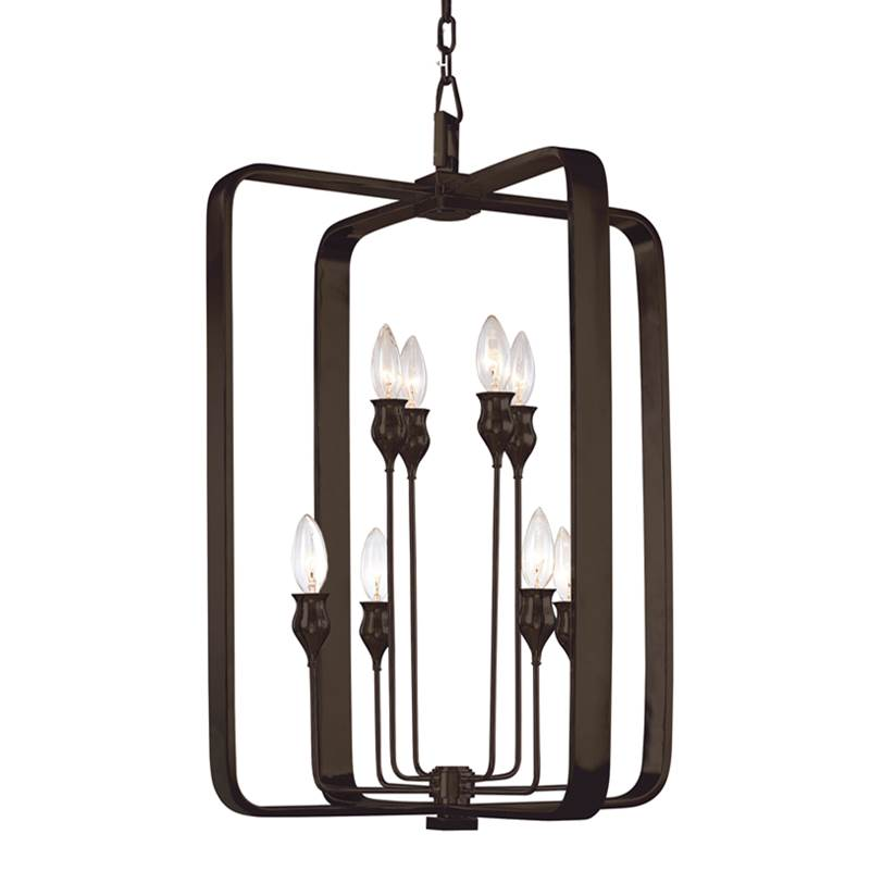 Hudson Valley Lighting Cage Chandeliers Chandeliers item 7420-OB
