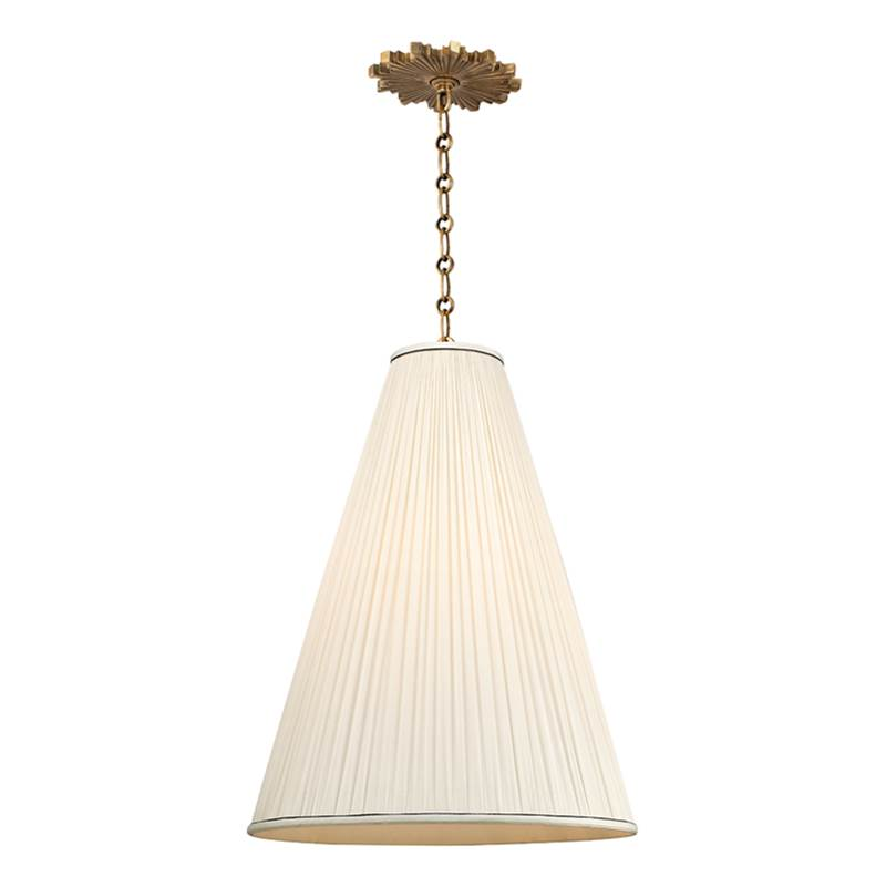 Hudson Valley Lighting Downlight Pendant Pendant Lighting item 7818-AGB-N