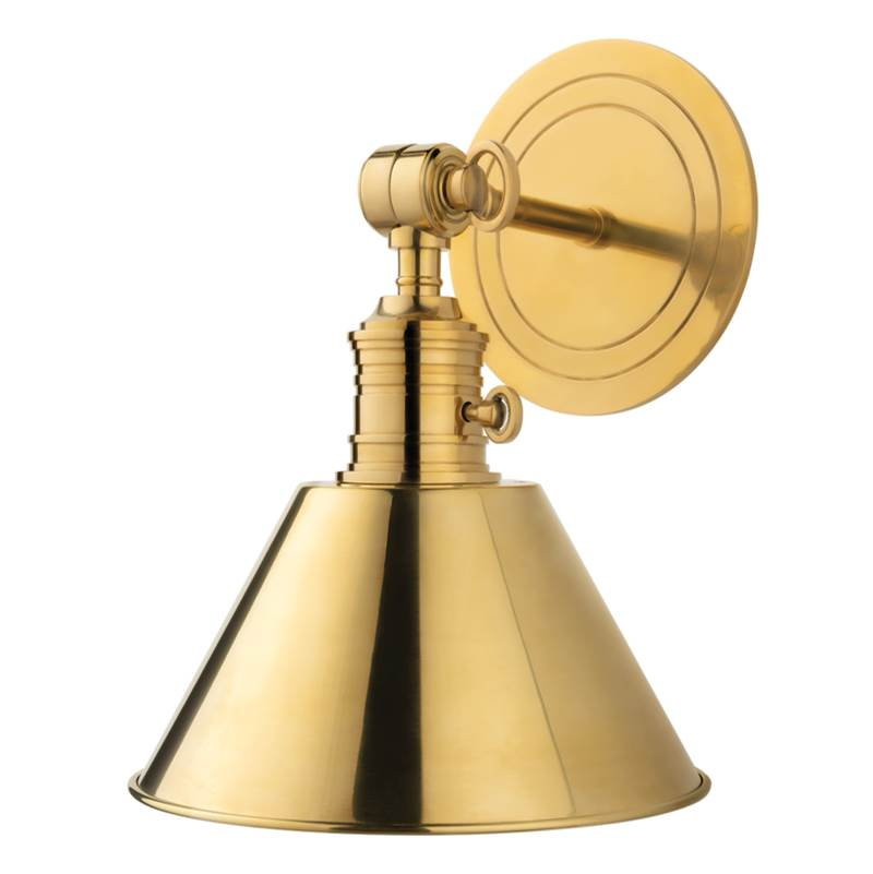 Wall Lighting Vintage Brass Tones Lighting Kitchens And Baths By