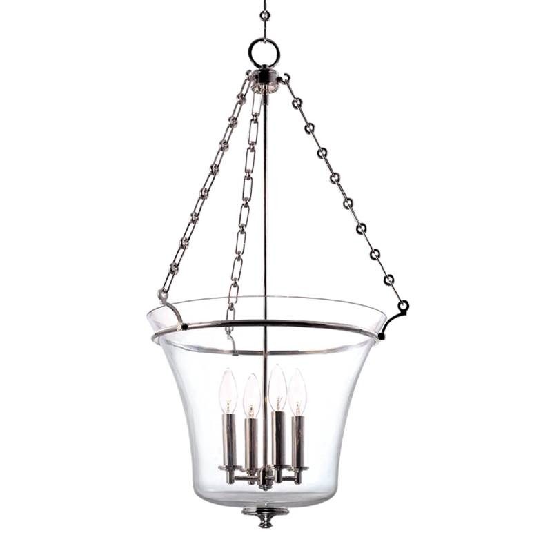 Hudson Valley Lighting Uplight Pendants Pendant Lighting item 834-HN