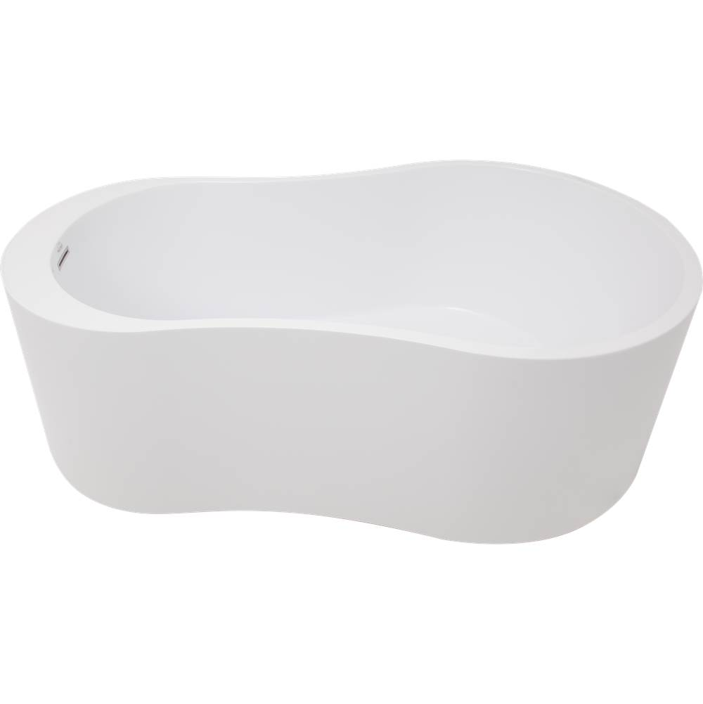 Hydrosystems Drop In Soaking Tubs item ANA6436MTO-ALM
