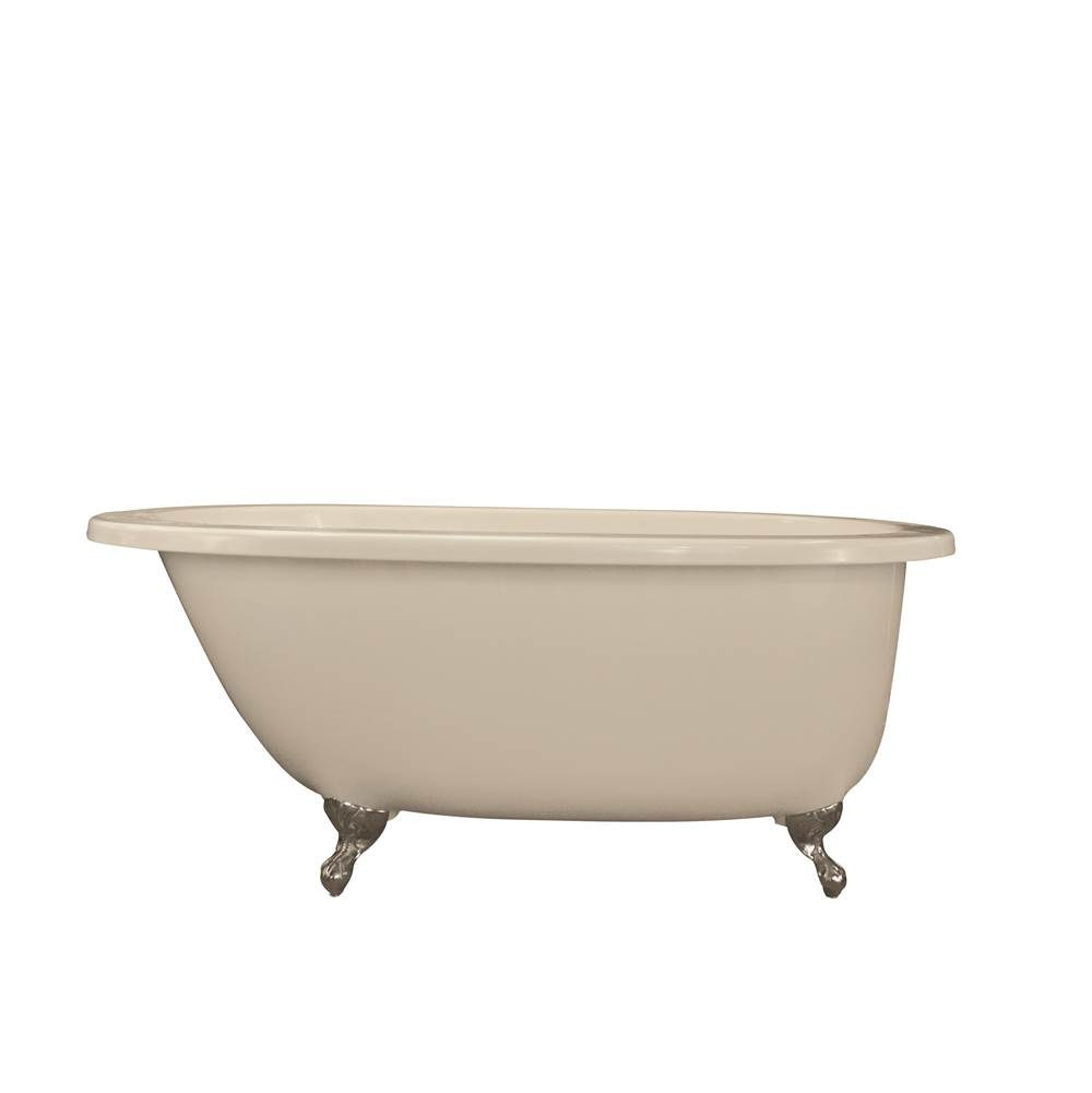 Hydro Systems Clawfoot Soaking Tubs item ANN6536HFTO-BIS