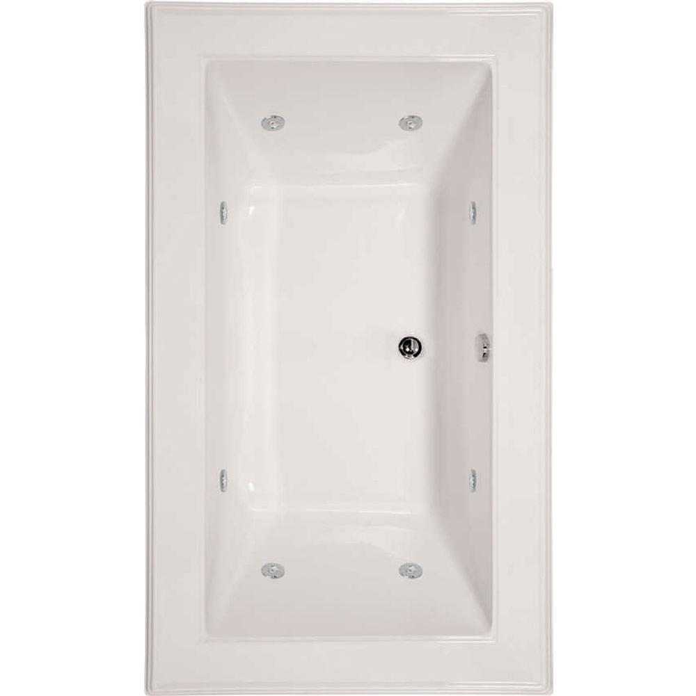 Hydro Systems Drop In Soaking Tubs item ANG6642ATO-WHI