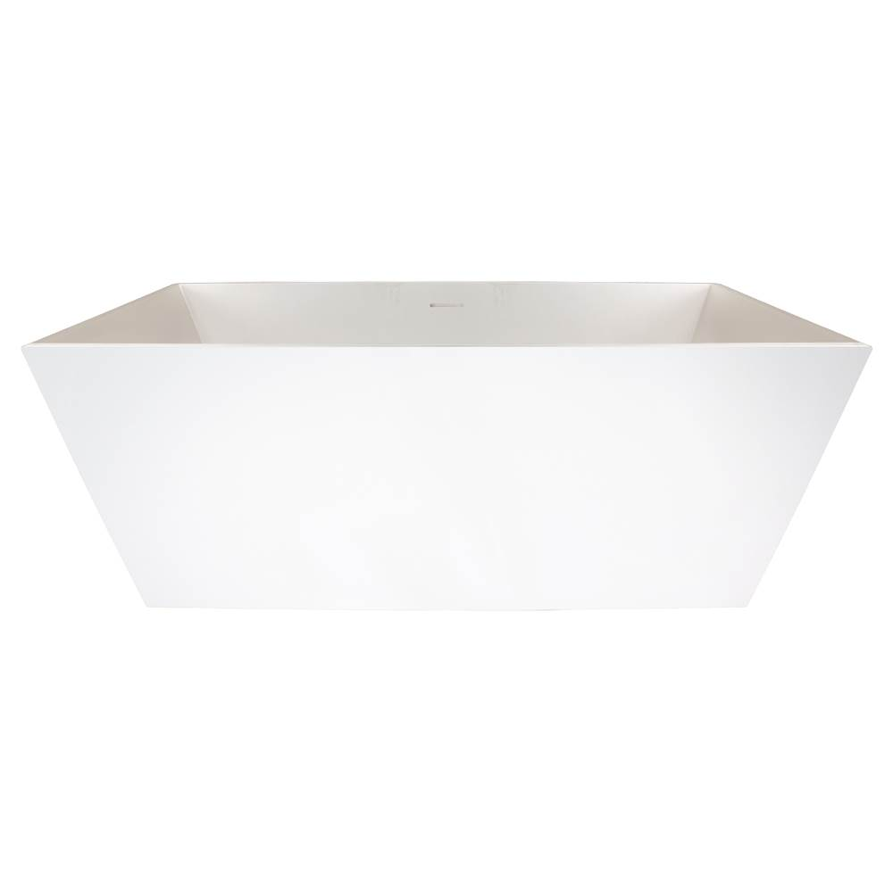 Hydrosystems Drop In Soaking Tubs item BEL6032MTO-WHI