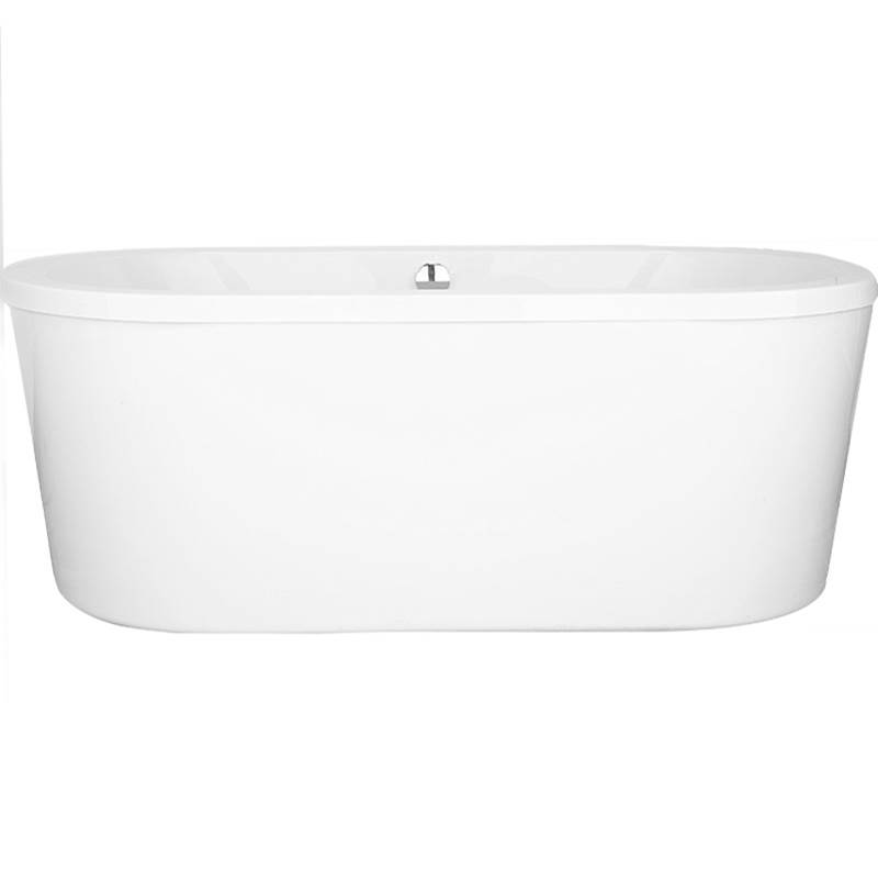 Hydrosystems Free Standing Soaking Tubs item EST7236ATO-WHI