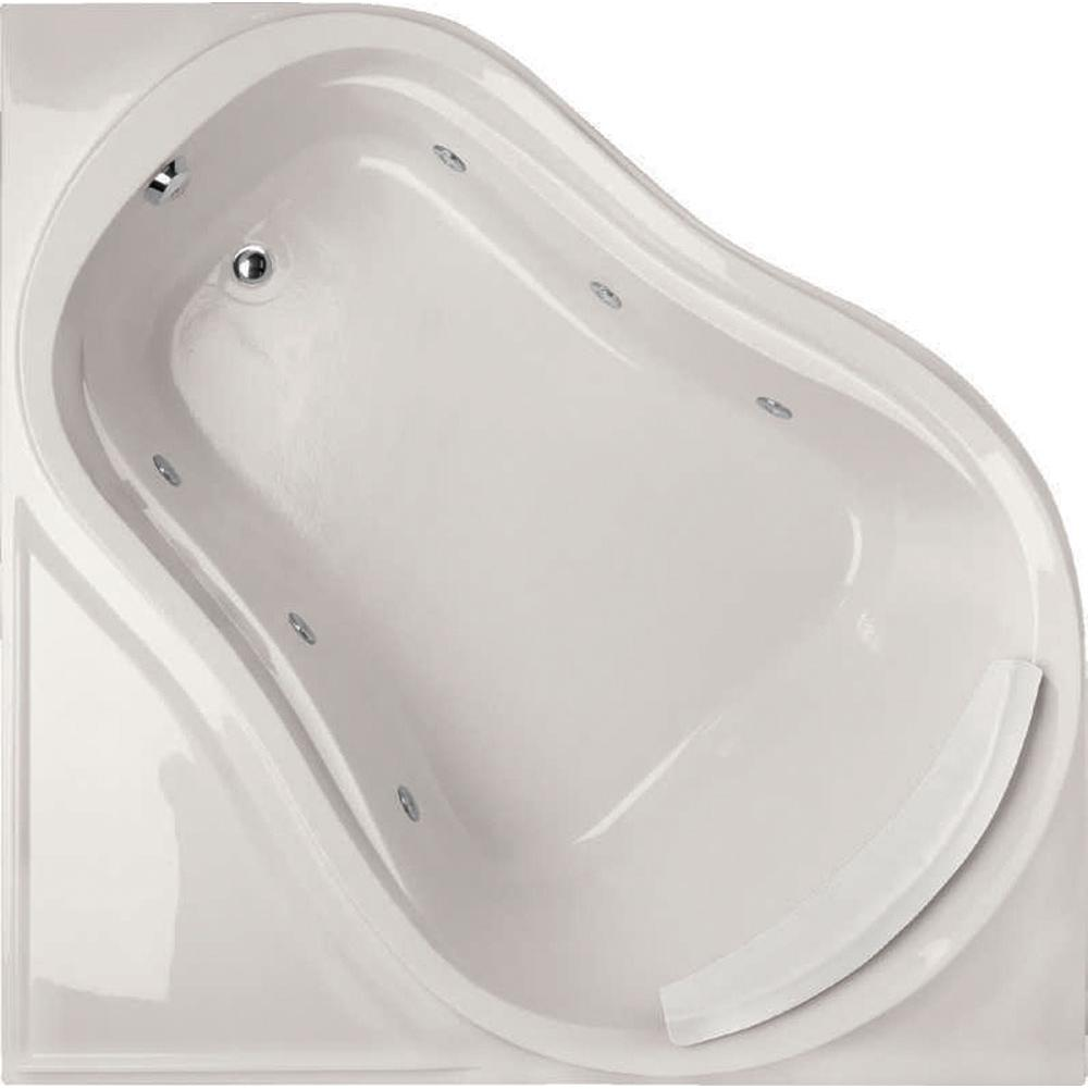 Hydrosystems Drop In Soaking Tubs item ECL6464ATO-WHI