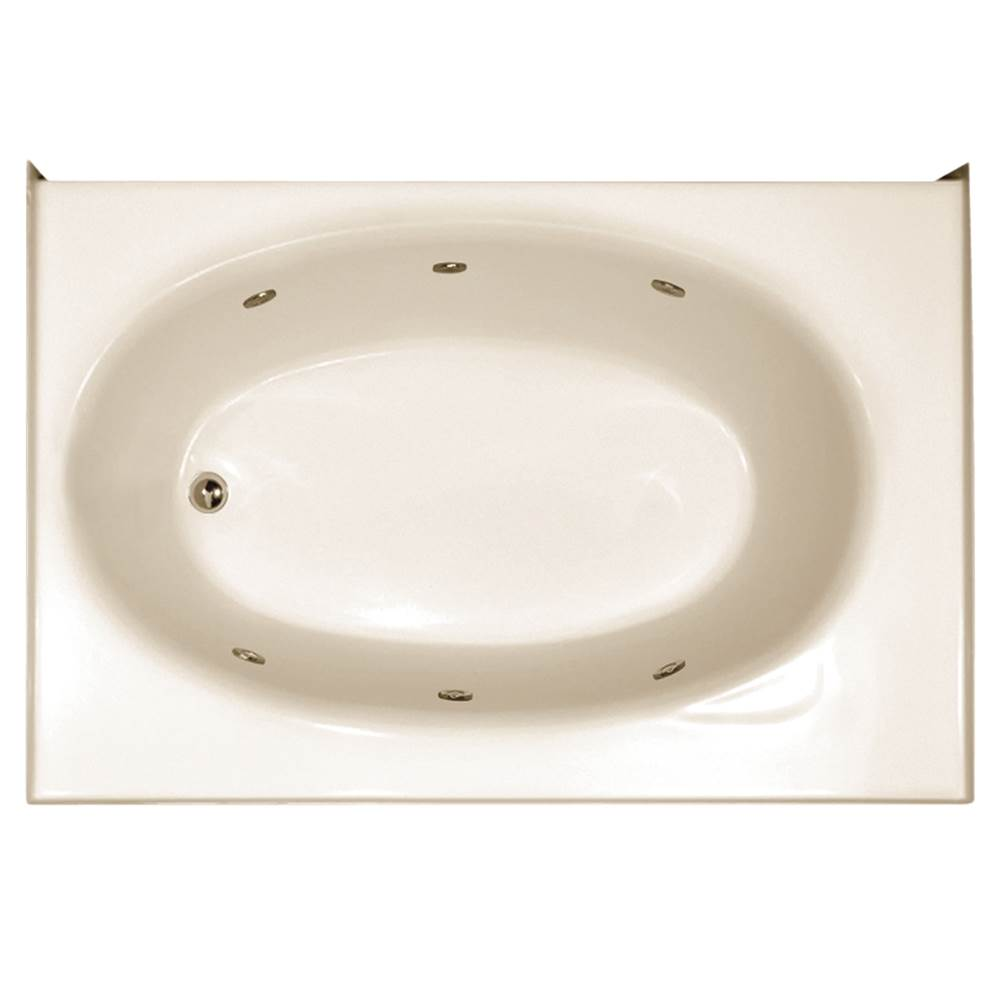 Hydro Systems Drop In Whirlpool Bathtubs item KON6036GWP-BIS-LH