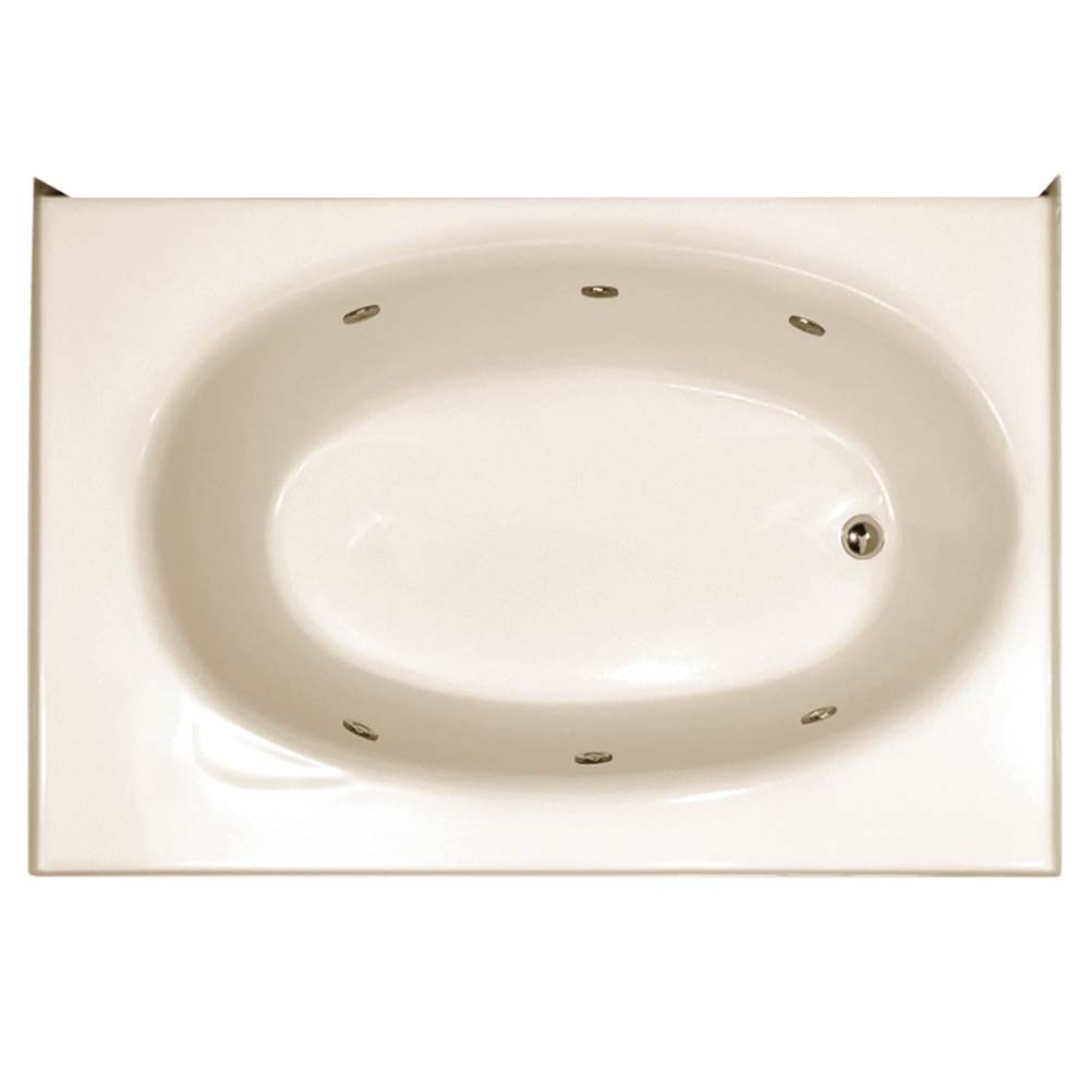 Hydro Systems Drop In Whirlpool Bathtubs item KON6036GWP-BIS-RH