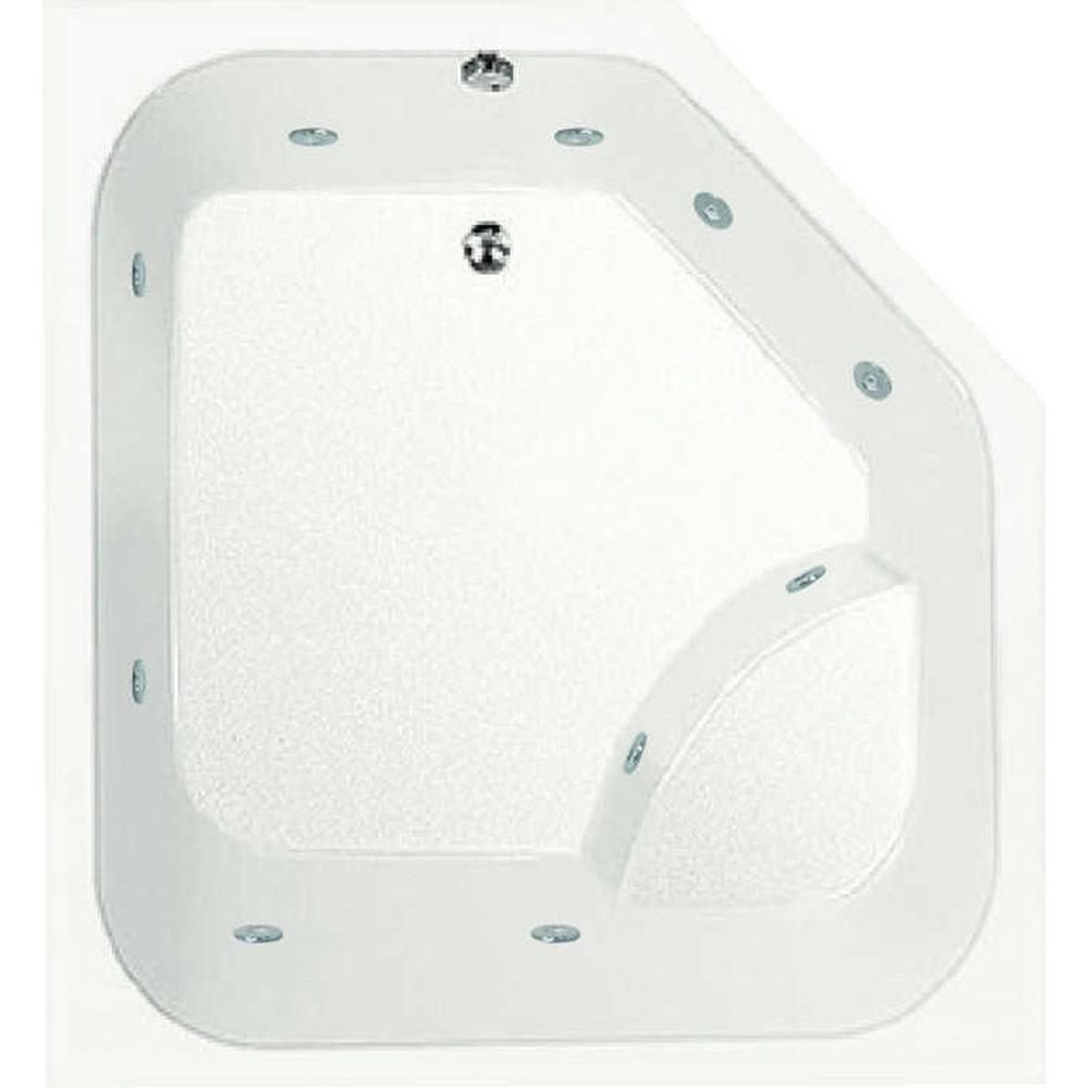 Hydrosystems Corner Soaking Tubs item KAT6969ATO-WHI