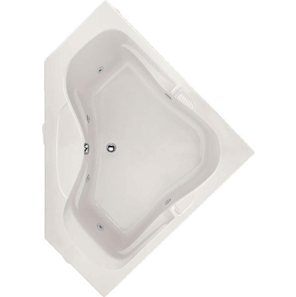 Hydrosystems Corner Air Bathtubs item LAR6060ATA-BON