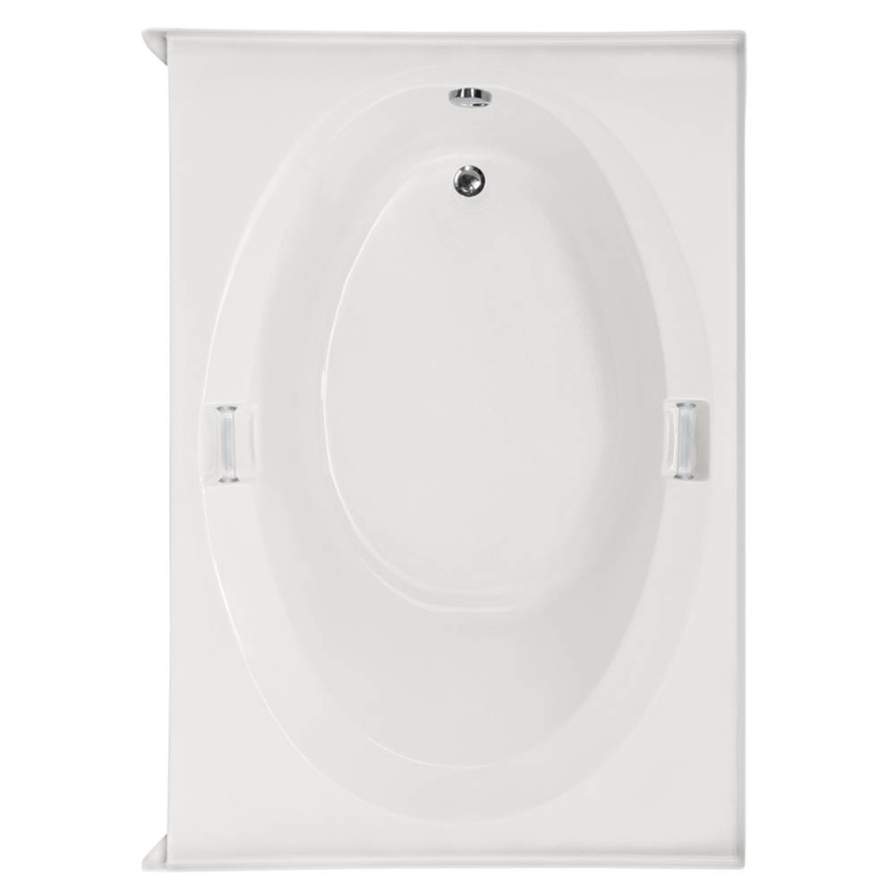 Hydrosystems Drop In Soaking Tubs item MAR6042ATO-WHI-LH