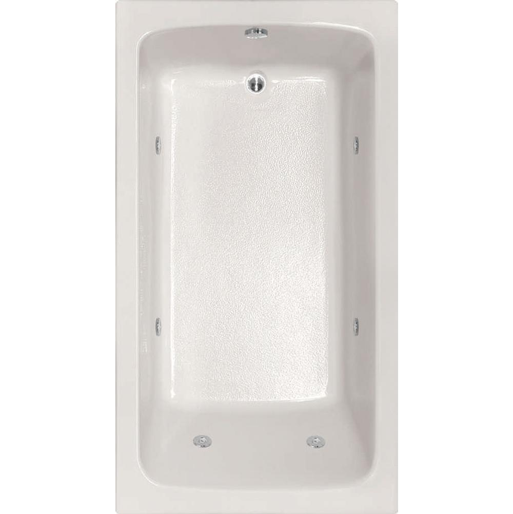 Hydrosystems Drop In Soaking Tubs item MEL6636ATO-WHI