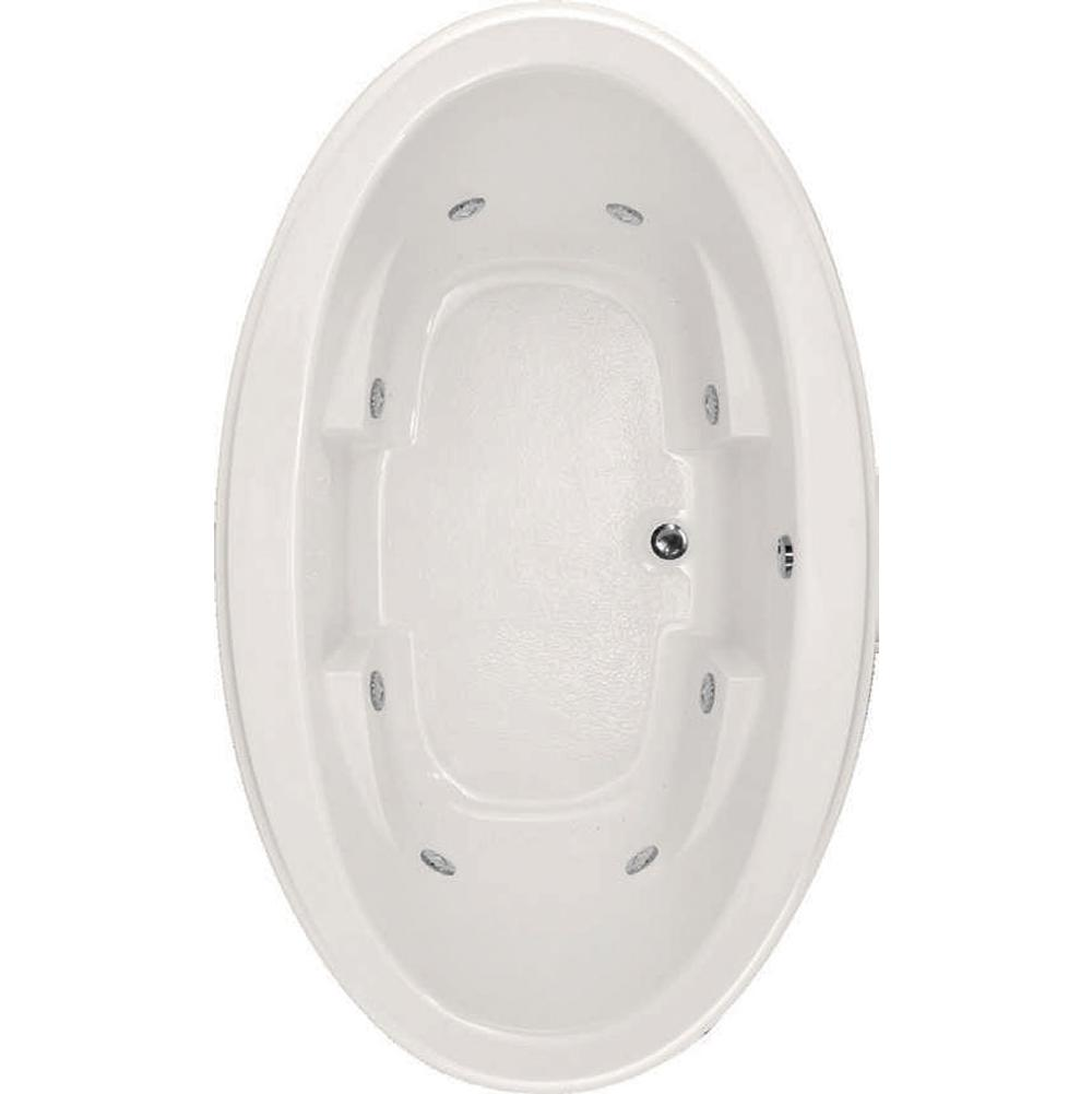 Hydro Systems Free Standing Soaking Tubs item NIN7244ATO-WHI