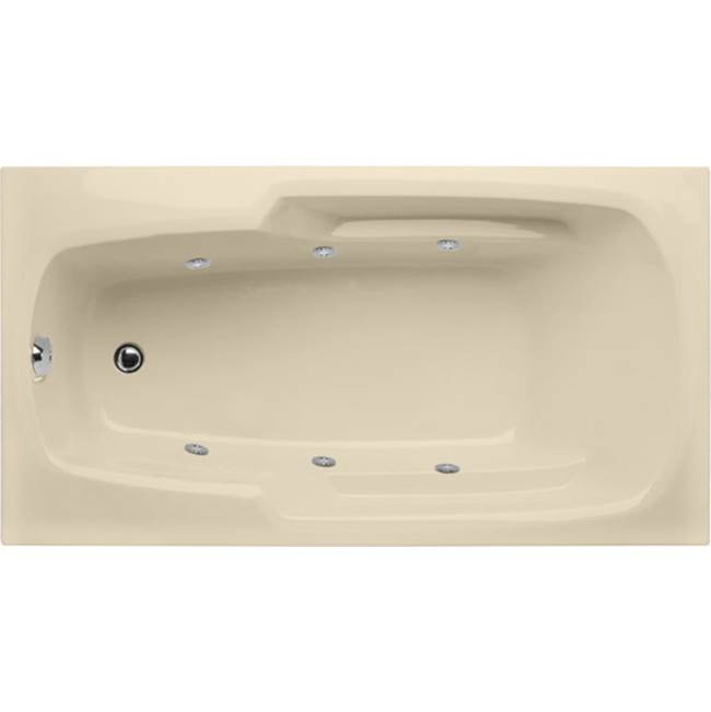Hydro Systems Drop In Whirlpool Bathtubs item SOL6630AWP-BON