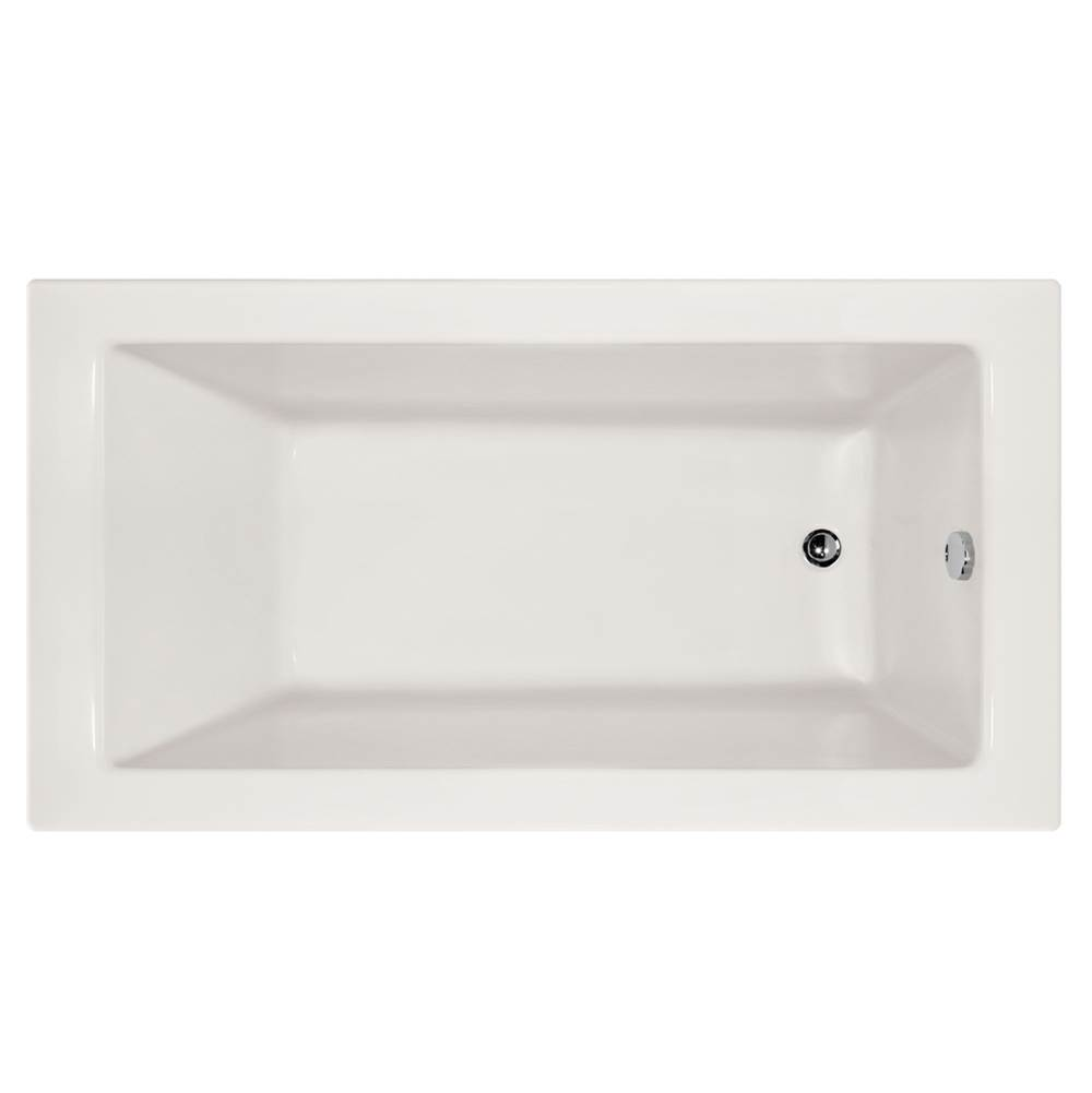 Hydrosystems Drop In Soaking Tubs item SYD6036ATO-WHI-RH