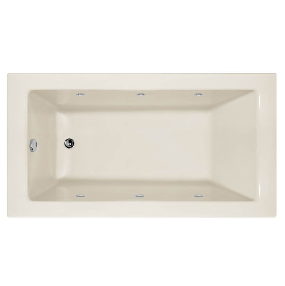 Hydro Systems Drop In Whirlpool Bathtubs item SYD7236AWP-BIS-LH