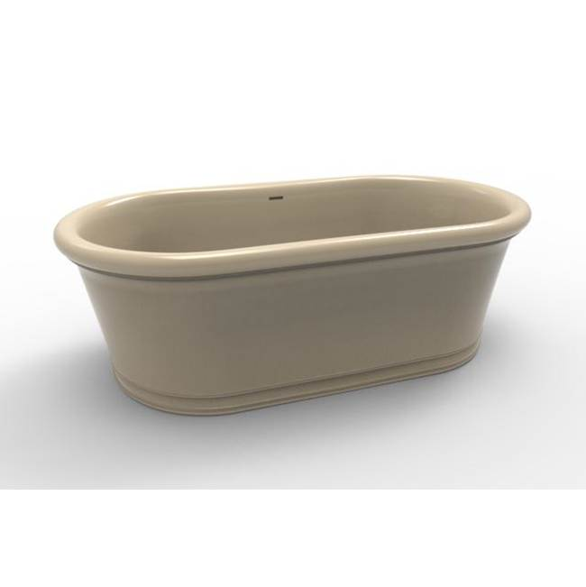 Hydrosystems Drop In Soaking Tubs item TRI6835MTO-ALM