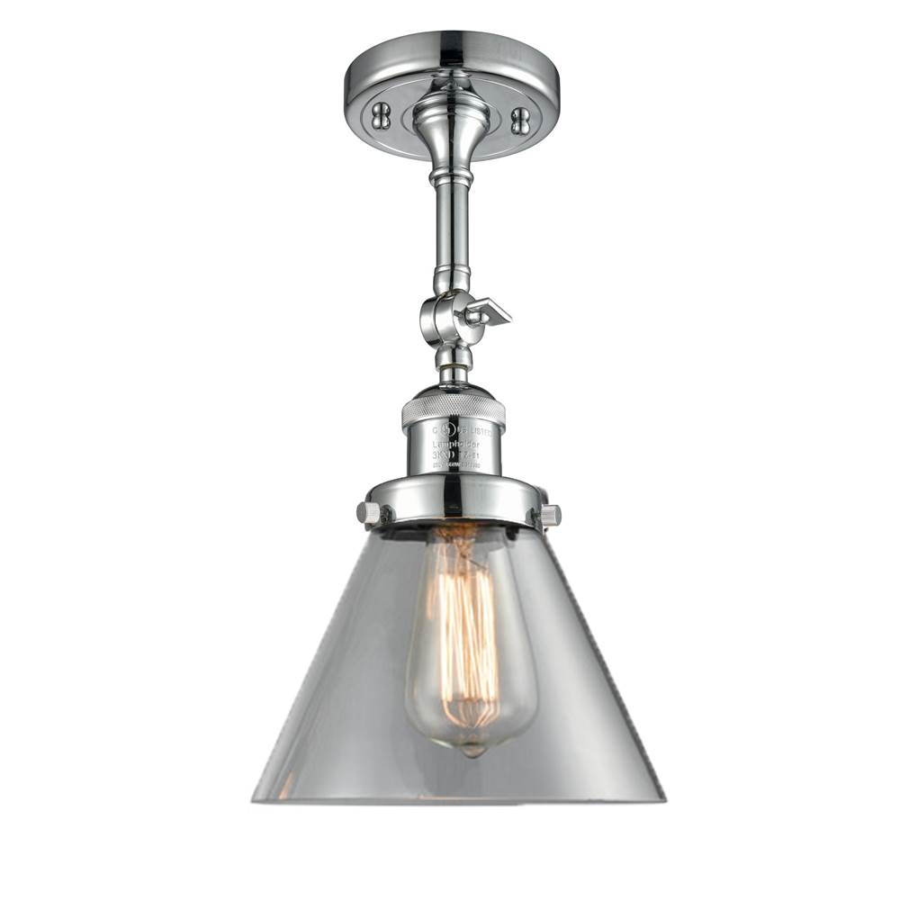 Innovations Semi Flush Ceiling Lights item 201F-PC-G42