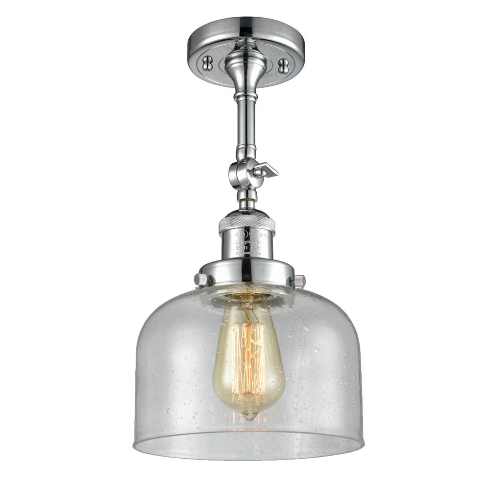 Innovations Semi Flush Ceiling Lights item 201F-PC-G74