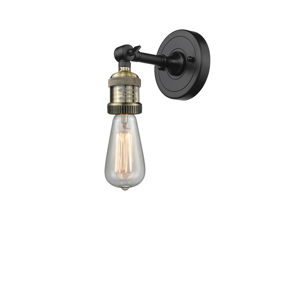 Innovations Sconce Wall Lights item 202-BAB