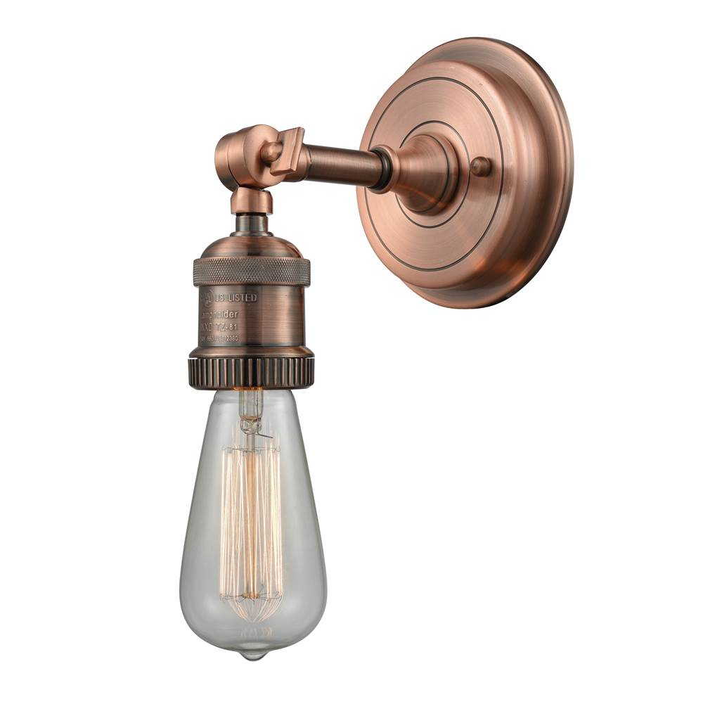Innovations Sconce Wall Lights item 202BP-AC