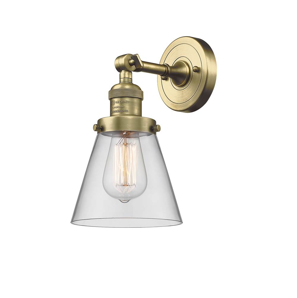 Innovations Sconce Wall Lights item 203-AB-G62