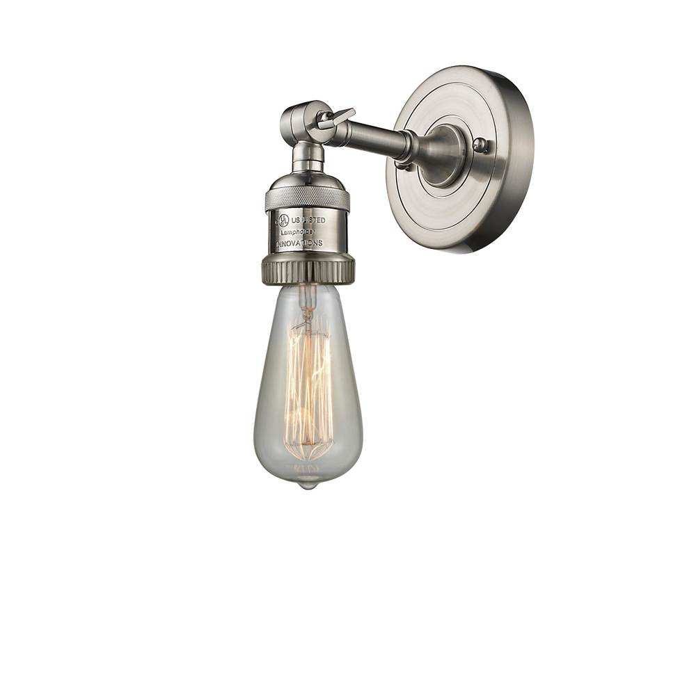 Innovations Sconce Wall Lights item 203NH-SN