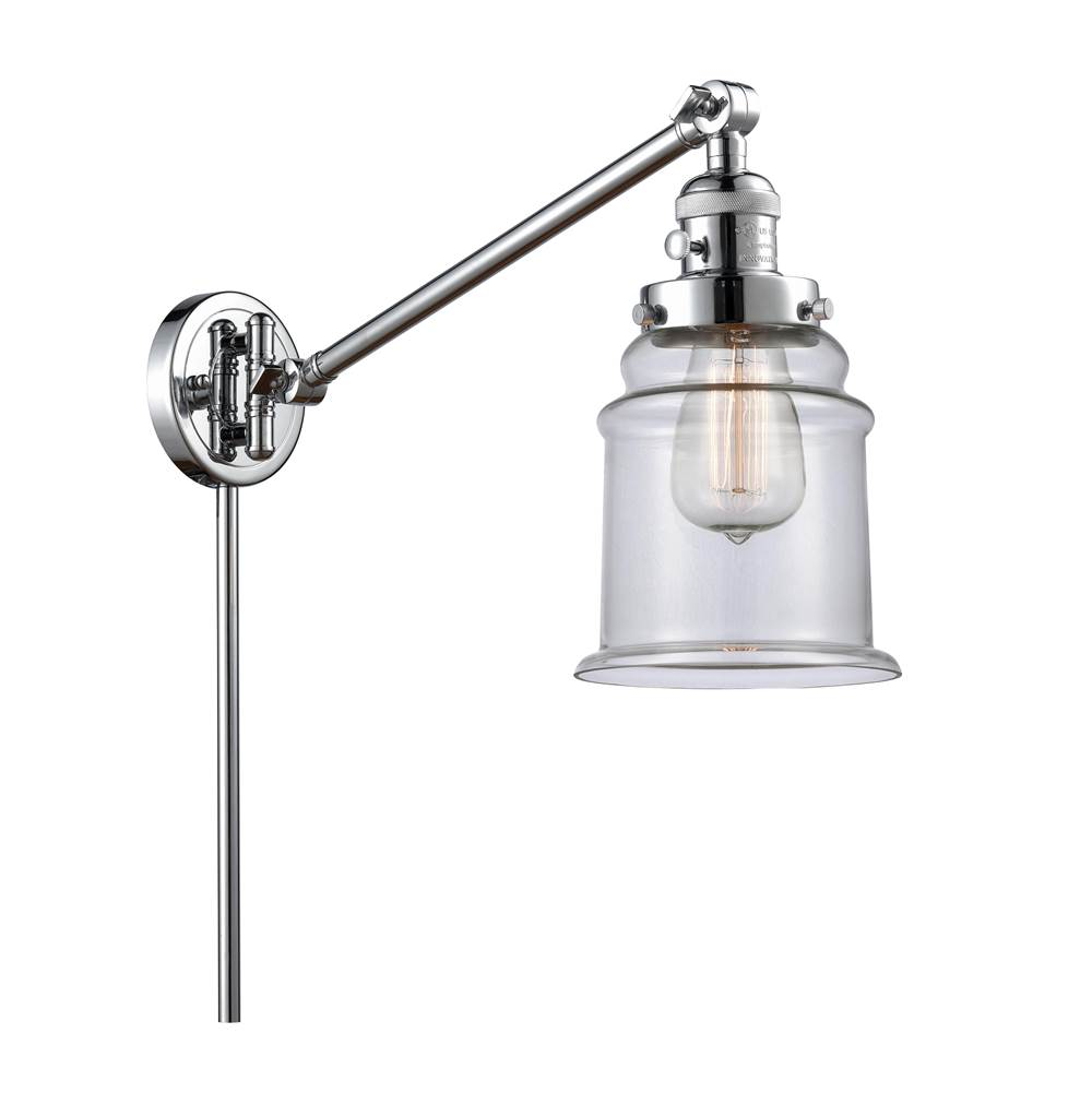 Innovations Swing Arm Lamps item 237-PC-G182