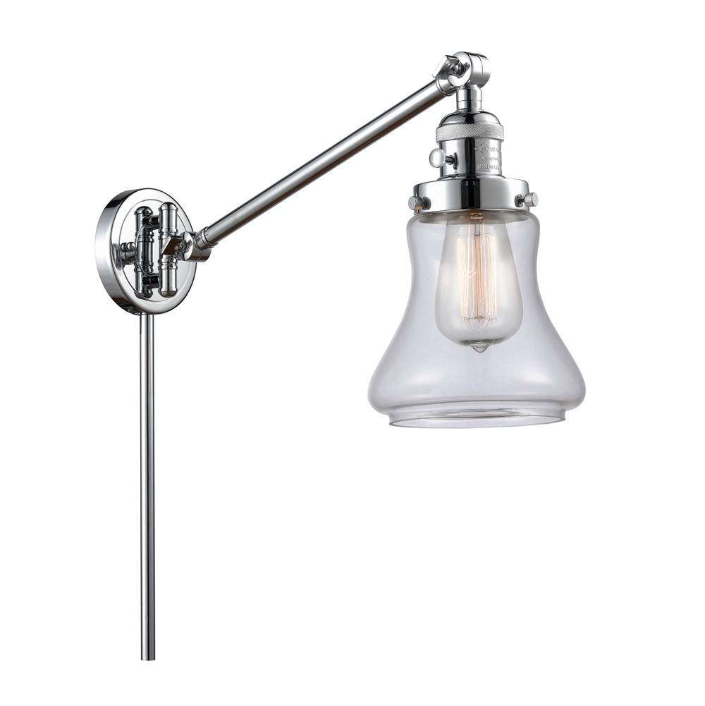Innovations Swing Arm Lamps item 237-PC-G192-LED