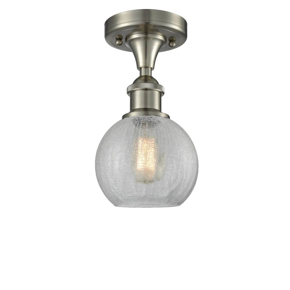 Innovations Semi Flush Ceiling Lights item 516-1C-SN-G125
