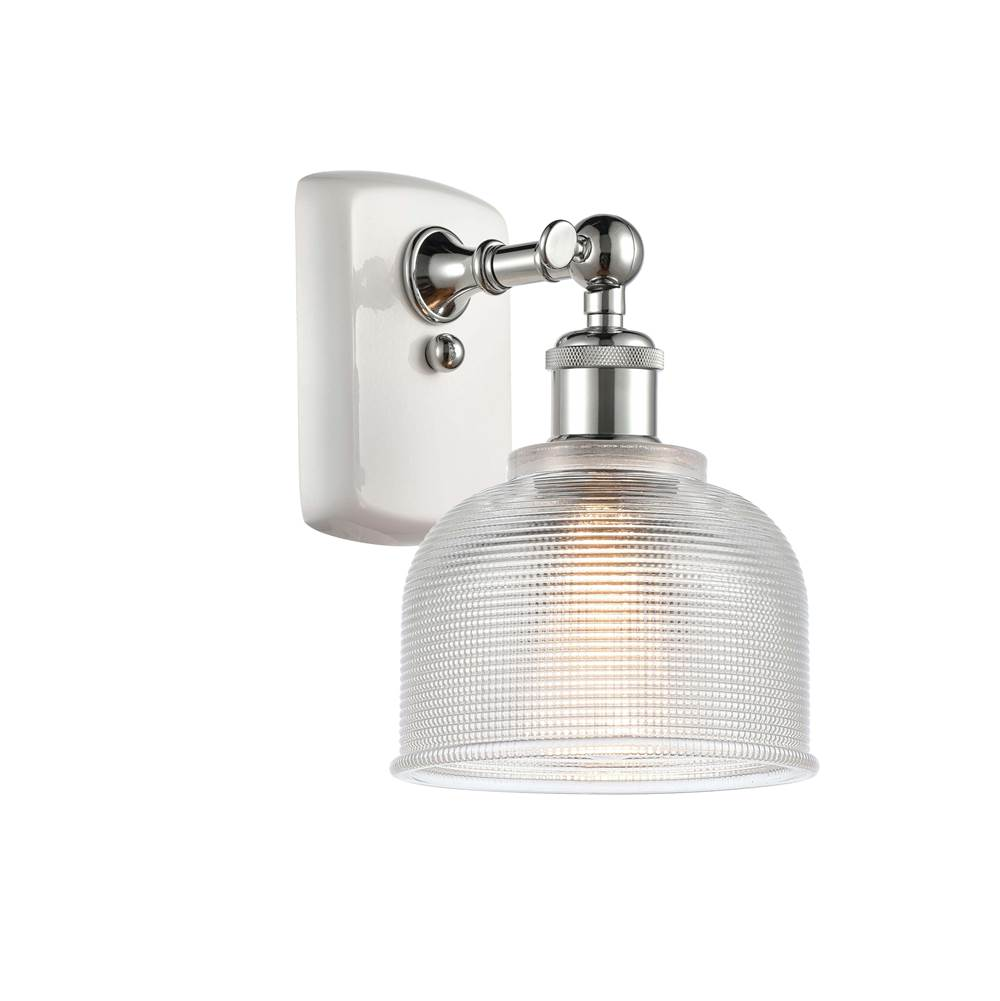 Innovations Sconce Wall Lights item 516-1W-WPC-G412