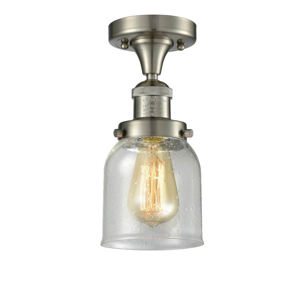 Innovations Semi Flush Ceiling Lights item 517-1CH-SN-G54