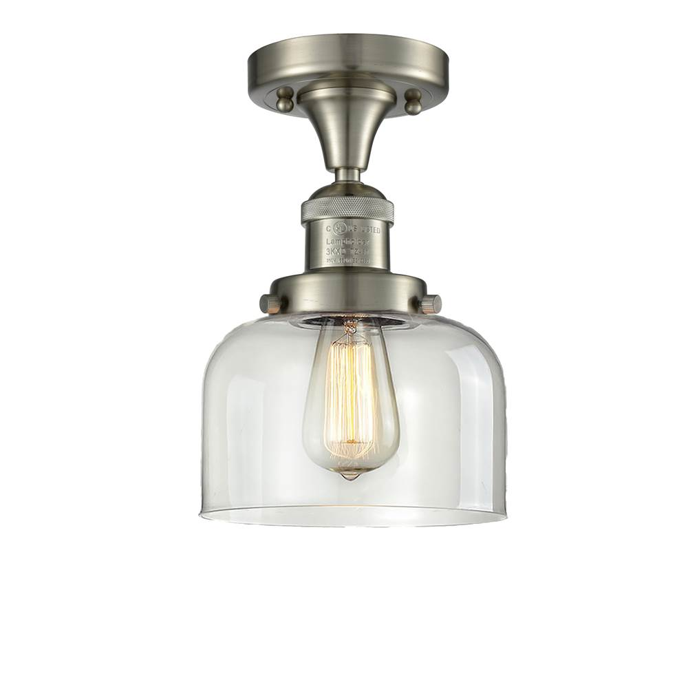 Innovations Semi Flush Ceiling Lights item 517-1CH-SN-G72