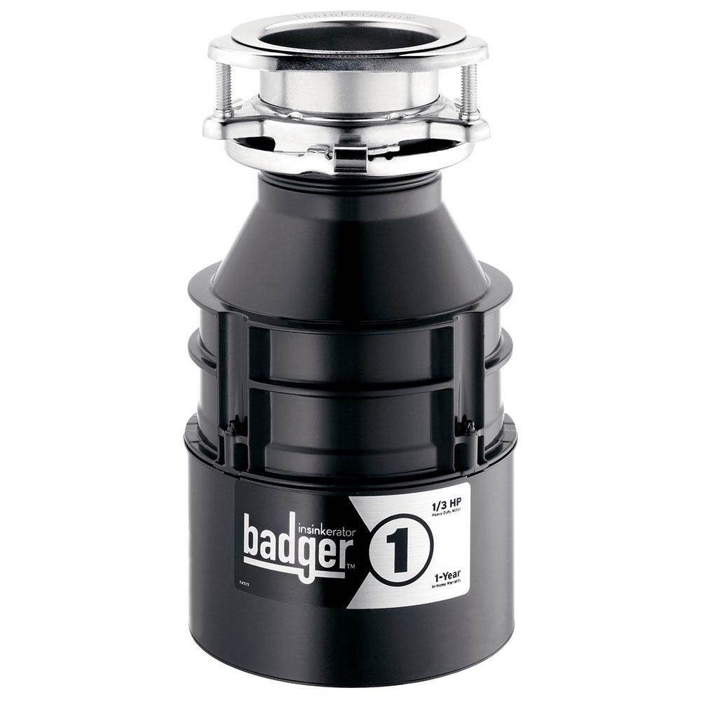 Insinkerator Pro Series  Garbage Disposals item BADGER 1