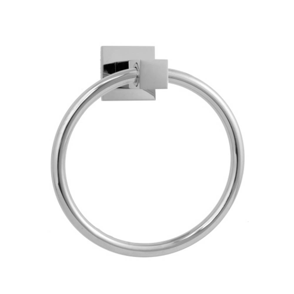 Jaclo Towel Rings Bathroom Accessories item 4280-PCU