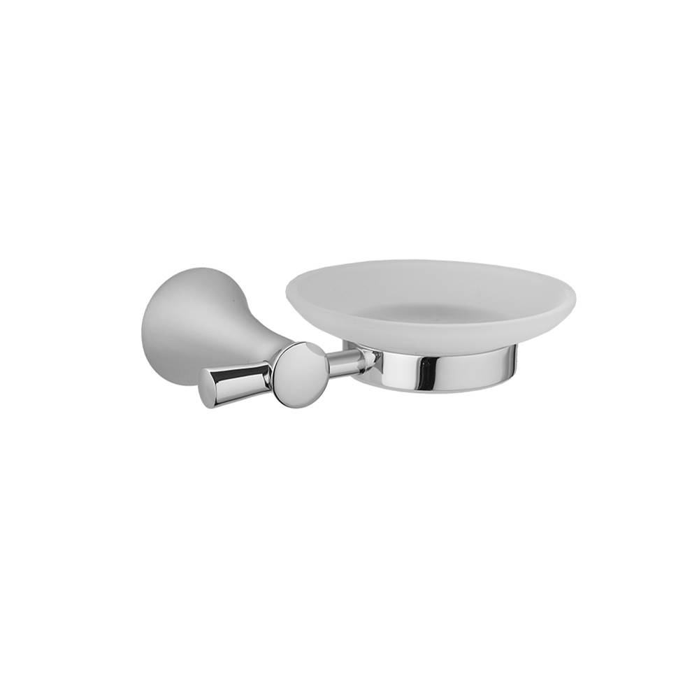Jaclo Soap Dishes Bathroom Accessories item 4460-SD-PB