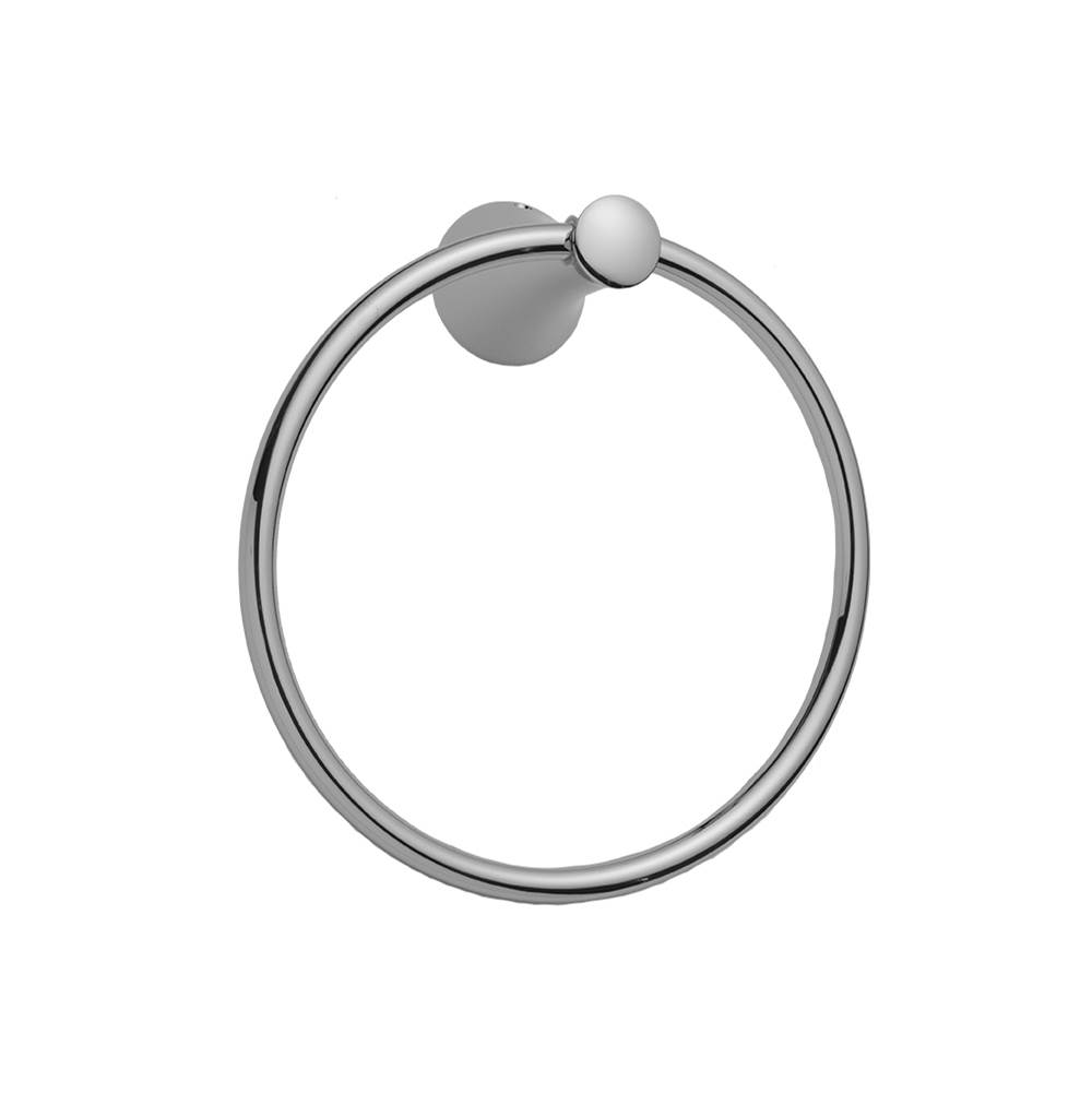 Jaclo Towel Rings Bathroom Accessories item 4460-TR-SN